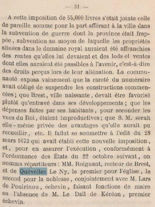 Histoire de Brest Levot 1866_6