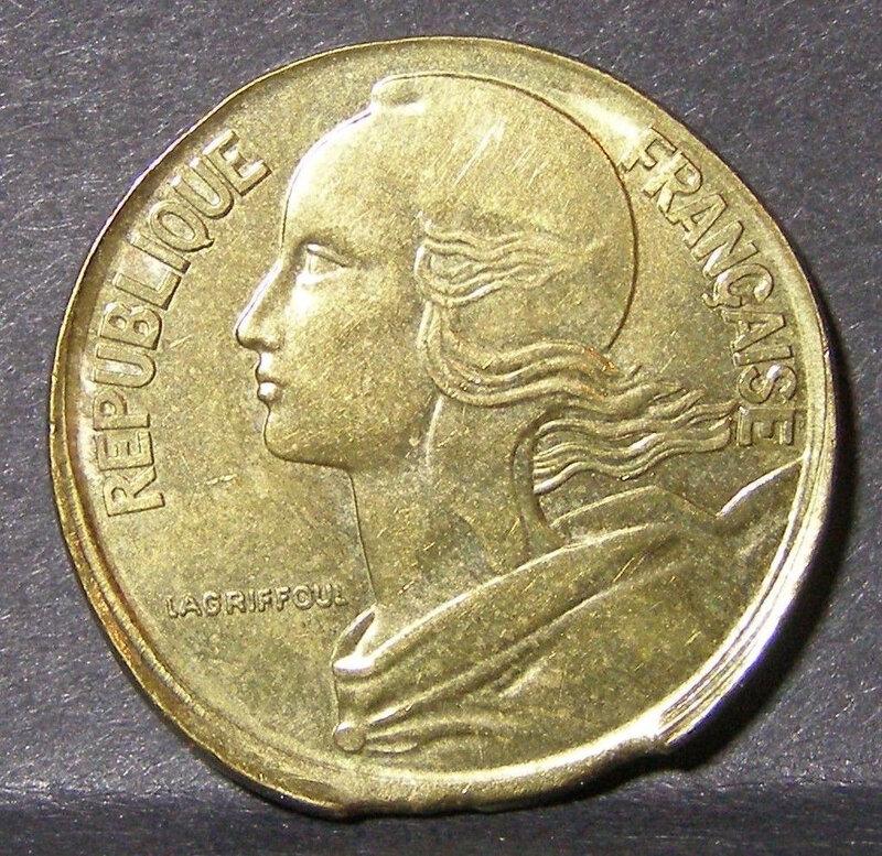 20 cent a