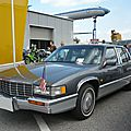 CADILLAC Fleetwood 4door Sedan 1992 Sinsheim (1)