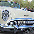 Tournai 2018 16th custom meeting - buick special 1954 convertible