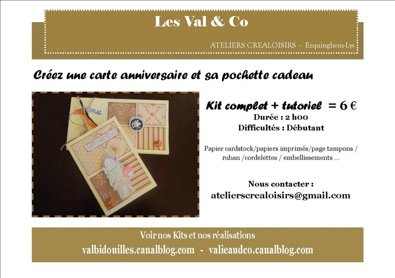 flyer carte et pochette scrap 3