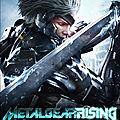 Test de metal gear rising : revengeance (android) - jeu video giga france