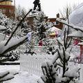Jean-bart les pieds dans la neige