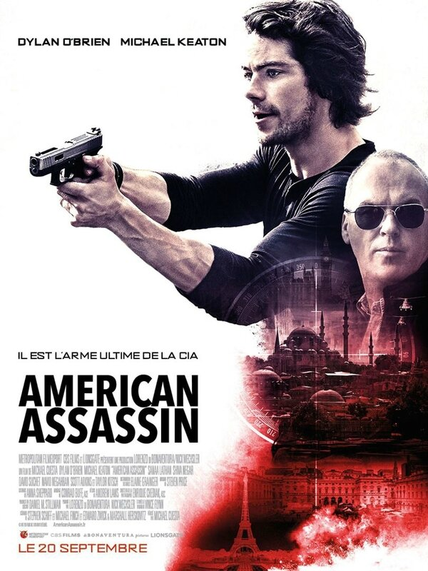 AmericanAssassin-affiche
