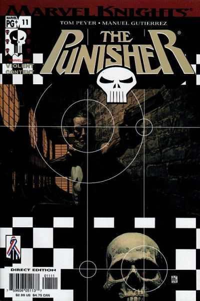 punisher marvel knights V3 11
