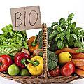 Bio : les 10 aliments à privilégier