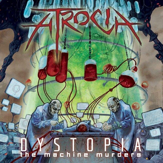 Atrocia cover pour MO 2