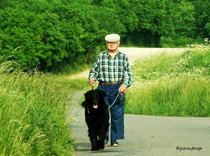 Homme et son chien vaux 10 Mai 2008 (1)