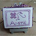Pinkeep Amitié Cricri