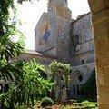 Abbaye sainte-marie de fontfroide, l'église abbatiale