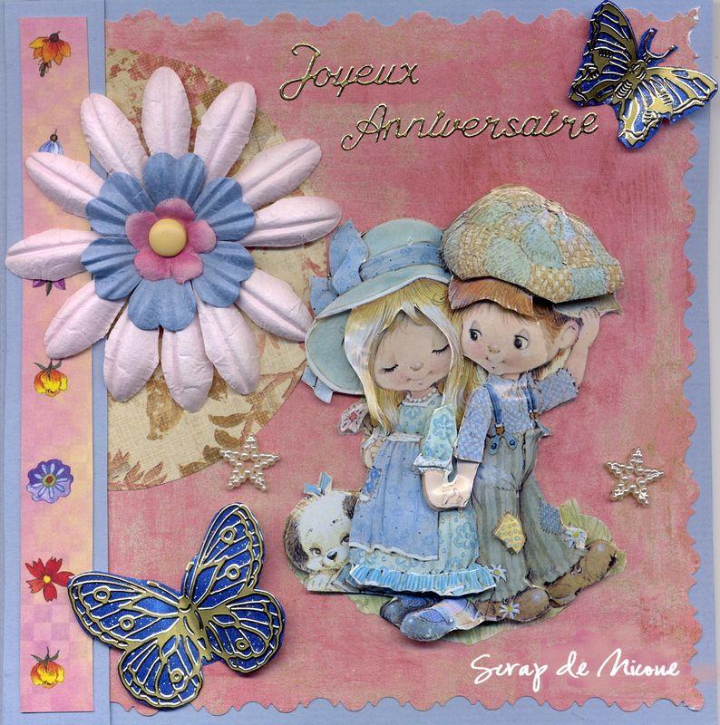 Pour Marie-Christine MC77 -Mars 2009