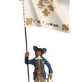 Drapeau de la capitainerie de Sainte-Lumine