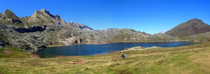 Lac d'Estaëns 5