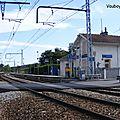 Les gares de la région Parisienne