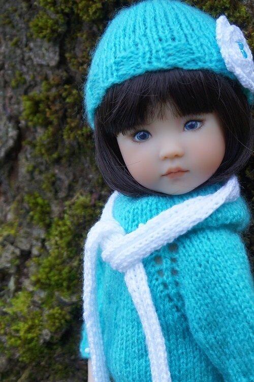 L'hiver de Caroline , Little Darling de Joyce Mathews