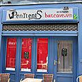 Pénitents orléans loiret bar cave à vin