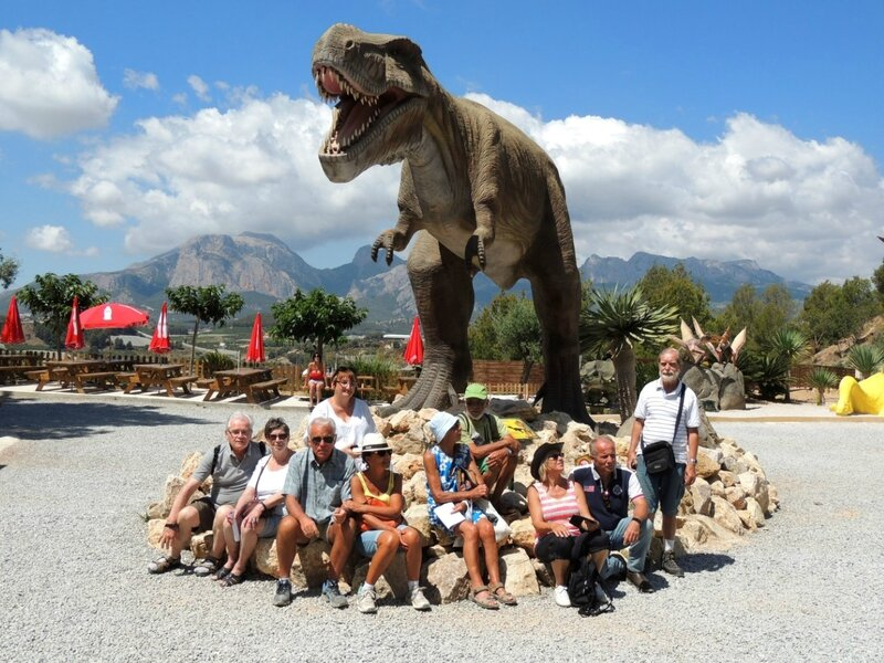 Dino Park Algar 18