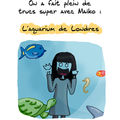 London chronicles #52 - des poissons et des dinos