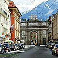 Innsbruck-arc-de-triomphe