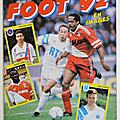Sport ... album panini foot 92 * football en images