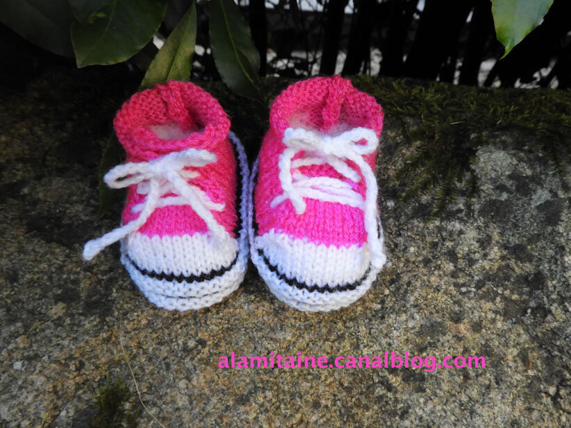 chaussons 166