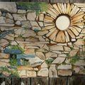 Murs de pierre sèche