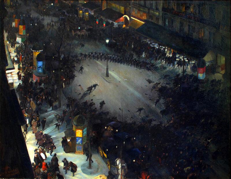 1902, La Charge
