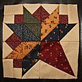Vintage Kansas City Star BOM #1