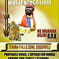 Kongo dieto 3154 : le grand maitre muanda nsemi donne une instruction tres importante au peuple congolais !