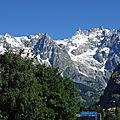 Pointe helbronner - mont-blanc