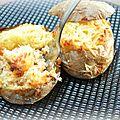 Pommes de terre au saumon