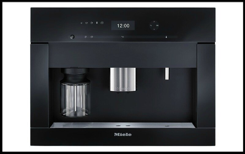 miele machine a cafe encastrable