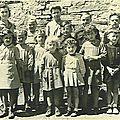 Ecole de la Vauthe 1948