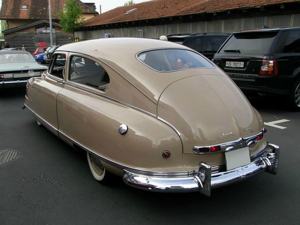 nash 600 super 2door sedan 1949 4
