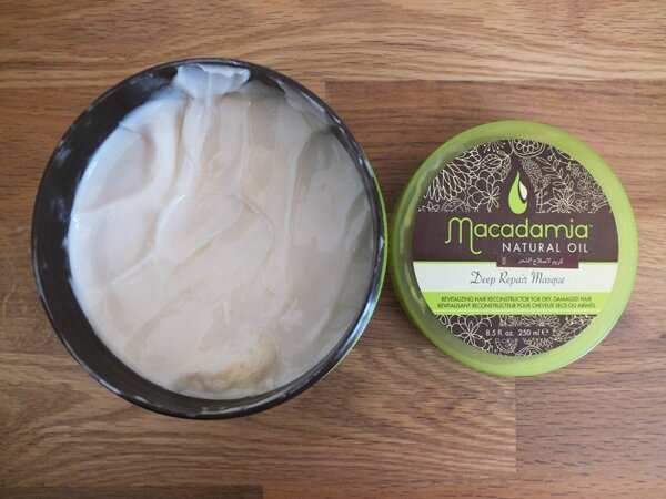 3 Madacamia Natural Oil Deep Repair Masque