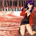 Evangelion Misato Wallpaper 02