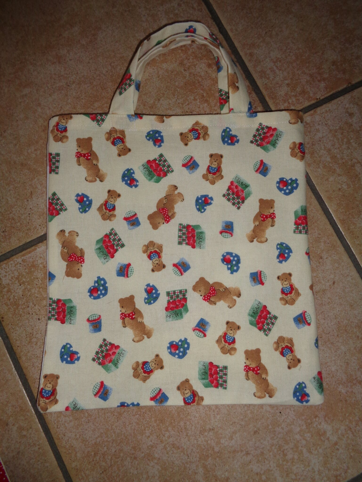 3) sac à doudou