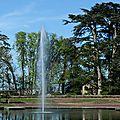 La roseraie du parc floral d'orléans refaite à neuf !