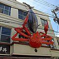Voyage au japon - jour #17 - des poissons et des estampes