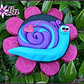 broche-escargot-rose