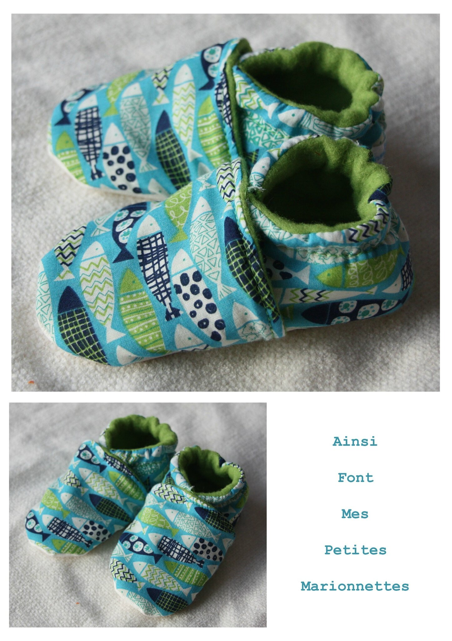 nino chaussons