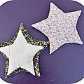 Des étoiles plein les yeux 6 et 7: clap de fin!