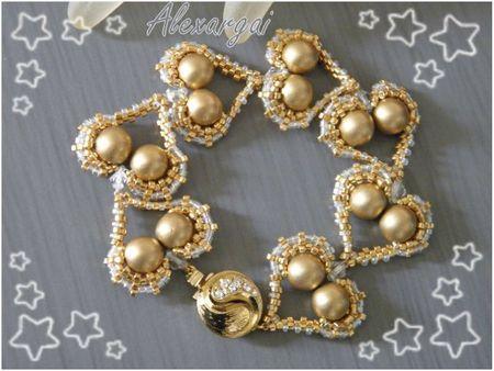 Bracelet Coeurs 1