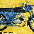 Les c50 sport de 1973