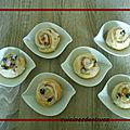Escargots feuilletes