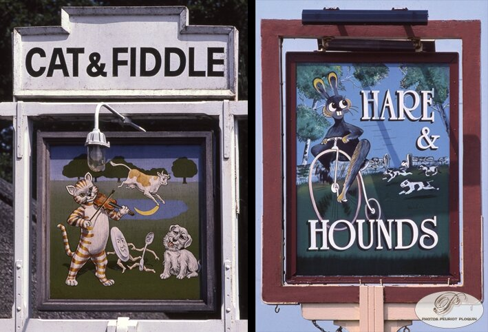 ENSEIGNES_cat_and_fiddle_Hare_and_hounds