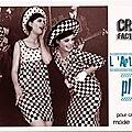 Accessoire de mode, chic, kitsch, tendance, original , unique : crapule factory : l'art de se faire plaisir ! made in france