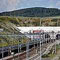 1986 - margaret thatcher veut a tout prix un tunnel