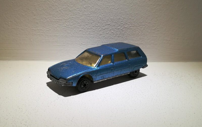 Citroen CX (Matchbox)