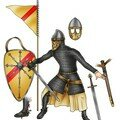 Illustrations de siculo-normands et musulmans